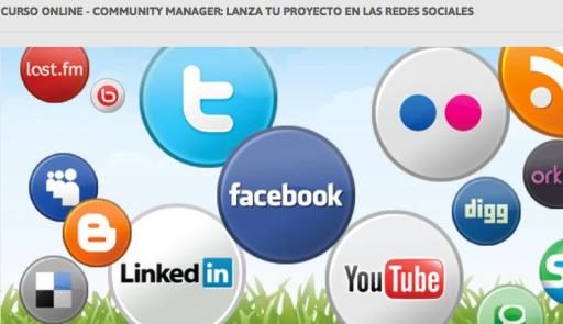 Lanza tu proyecto en las redes sociales